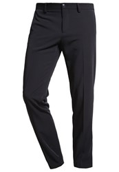 United Colors Of Benetton Suit Trousers Black