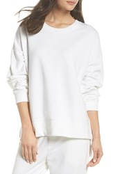Alternative Apparel French Terry Sweatshirt Ivory