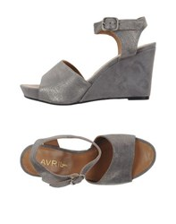 Avril Gau Footwear Sandals Women Grey