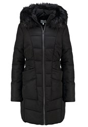 Warehouse Winter Coat Black