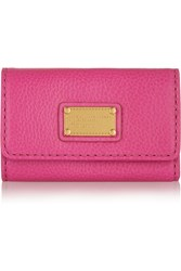 Marc By Marc Jacobs Textured Leather Key Fob