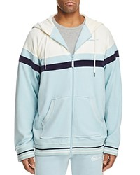 Fenty Puma By Rihanna Velour Hooded Track Jacket Blue