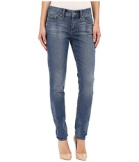 Yummie Tummie Skinny Denim Blasted Women's Jeans Blue
