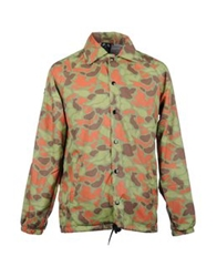Trainerspotter Jackets Military Green