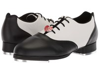 Bloch Chloe And Maud Tap Black White Shoes
