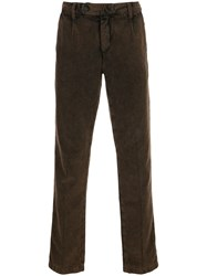 Massimo Alba Straight Leg Corduroy Trousers 60