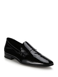 Pierre Hardy Jacno Patent Leather Loafers Black