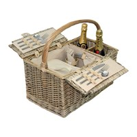 Amara Lidded 2 Person Hamper