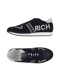 Richmond Footwear Low Tops And Trainers Men Dark Blue