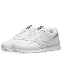 Junya Watanabe Man Eye X New Balance M574 White