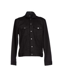 Dr. Denim Jeansmakers Denim Denim Outerwear Men Black