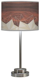 Jefdesigns Facet Stem Table Lamp