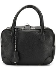Golden Goose Deluxe Brand Zip Around Tote Black