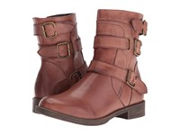 Spring Step Diony Brown Women's Pull On Boots