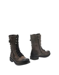 Replay Ankle Boots Lead
