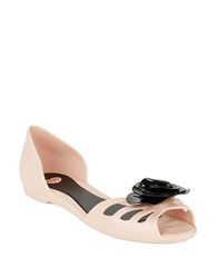 Mel Move Jelly Flats Light Pink