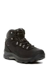 Hi Tec Altitude Iv Waterproof Hiking Boot Wide Width Available Black