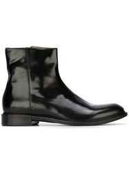 Paul Smith 'Best' Boots Black