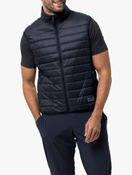 Jack Wolfskin Jwp Vest 'S Insulated Gilet Night Blue