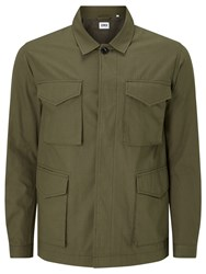 Edwin Corporal Field Jacket Military Green