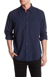 Bonobos Solid Oxford Button Standard Fit Shirt Blue