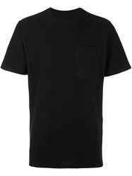 A Kind Of Guise 'Quanate Pocket' T Shirt Black