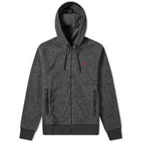 Polo Ralph Lauren Polar Fleece Hoody Grey
