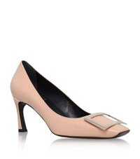 Roger Vivier Decollete Belle Patent Pumps 70 Female Nude