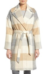 Charles Gray London Women's Plaid Wrap Coat