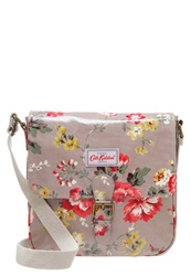 Cath Kidston Winter Rose Across Body Bag Oat Taupe