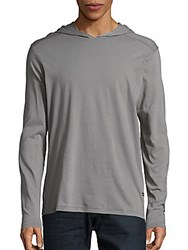 Tavik Shadow Long Sleeve Hoodie Lithium