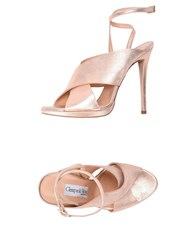 Giampaolo Viozzi Sandals Pink