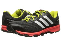 Adidas Duramo 7 Trail Black White Solar Red Men's Running Shoes