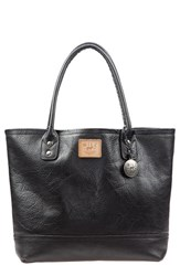 Will Leather Goods 'Everyday' Leather Tote Black