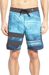 Hurley Men's Phantom Block Party Niuolahiki Board Shorts
