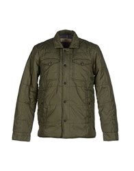 Replay Coats And Jackets Jackets Men Military Green