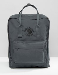 Fjall Raven Fjallraven Re Kanken Slate Backpack 041 Slate Grey