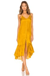 Mes Demoiselles Tosca Dress Yellow