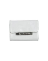 Calvin Klein Jeans Wallets Light Grey