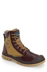 Men's Palladium 'Pampa Sport Cuff' Waterproof Boot