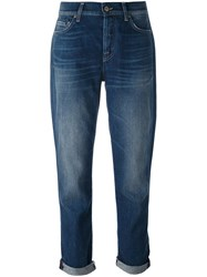 7 For All Mankind 'Josephine' Boyfriend Jeans Blue