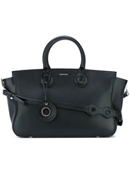Carven Classic Tote Women Leather One Size Black