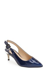 Women's J. Renee 'Pearla' Slingback Pointy Toe Pump 3' Heel