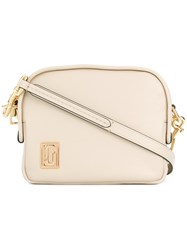 Marc Jacobs Mini Squeeze Cross Body Bag Nude And Neutrals