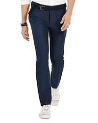 Polo Ralph Lauren Cooper Low Rise Slim Fit Linen Pants Main Beach