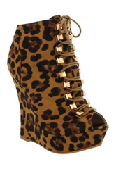 Liliana Spectra Bootie Brown