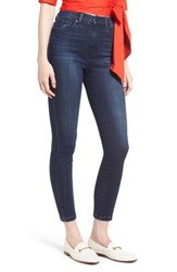 Habitual Cressa High Rise Ankle Skinny Jeans Sugar Maple
