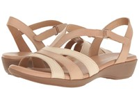 Naturalizer Neina Ginger Snap Leather Women's Sandals Pink