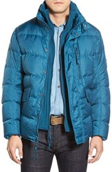 Men's Marc New York By Andrew Marc Quilted Puffer Jacket Deep Sea