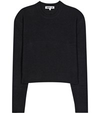 Mcq By Alexander Mcqueen Wool Knitted Sweater Black